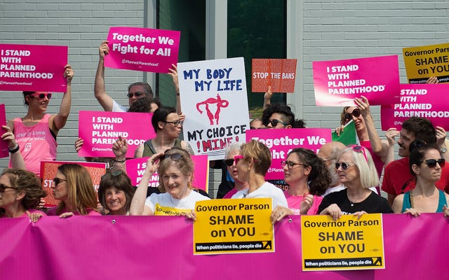 ミズーリ州議会議員が受精卵を人として定義する反選択法案を発表