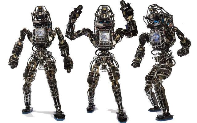 グーグルは、ボストンダイナミクスのクレイジーロボティクスラボを販売していると報じられている