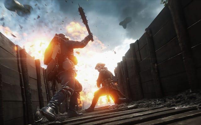 Gracze Battlefield 1 zostają zbanowani za zbyt dobrą grę [Aktualizacja]