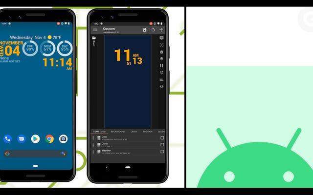 Come truccare la schermata iniziale di Android come un iPhone