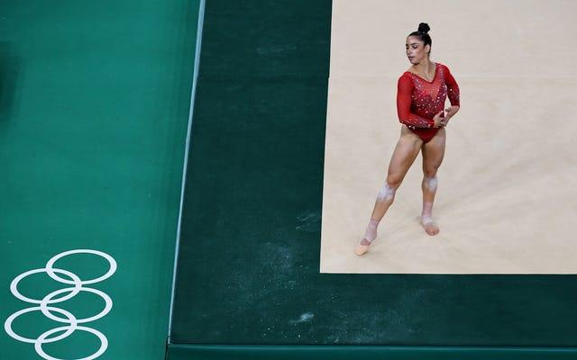 Aly Raisman arroja luz sobre la cultura de abuso de la gimnasia estadounidense