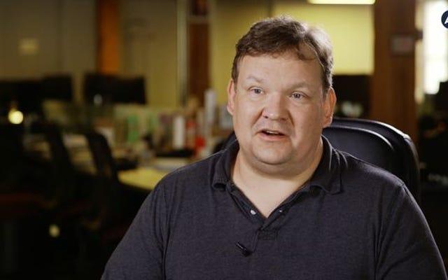Andy Richter, başarısızlıktan öğrendiklerini anlatıyor