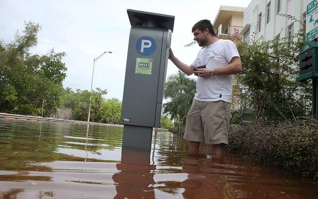 今日の極端な洪水は2100年までに毎日起こる可能性があります