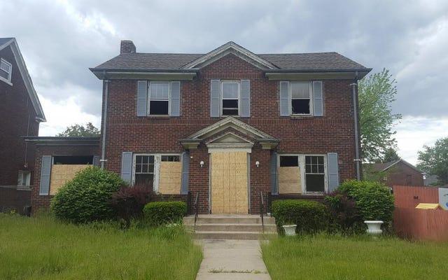 माइकल जैक्सन का जन्म जिस अमेरिकी शहर में हुआ था, वह एक शर्त पर एक डॉलर में मकान बेचता है: वे उन्हें पुनर्निर्मित करते हैं