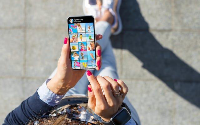 No, no puedes rastrear quién mira tu Instagram