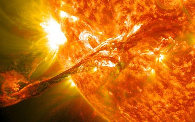 ベトナム戦争中に数十の水中鉱山が単独で爆発し、今ではその理由がわかっています:太陽の嵐