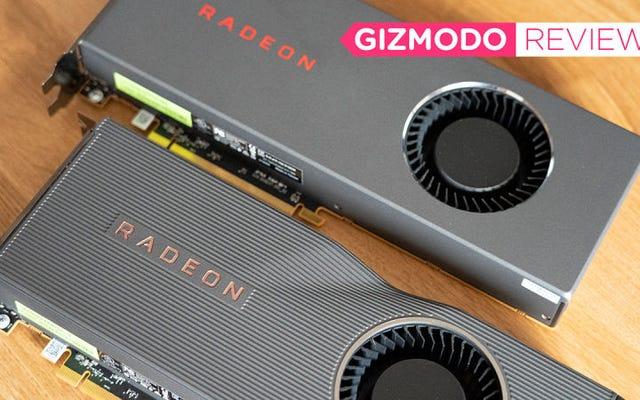 突然の値下げにより、AMDの新しいグラフィックカードは大幅に値下げされました