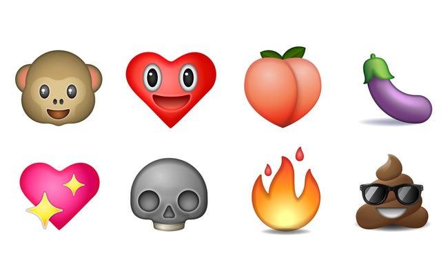 Vuoi mettere un'emoji dentro di te?