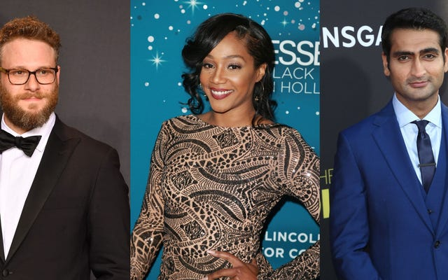Seth Rogen, Tiffany Haddish, Kumail Nanjiani y más traerán Hilarity For Charity en Netflix