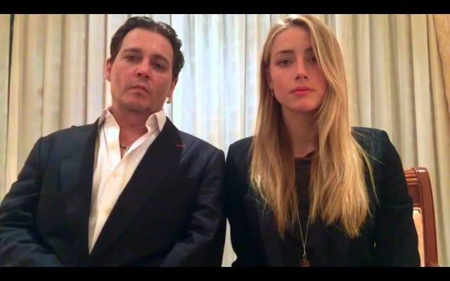 Deja lo que estás haciendo y mira el nuevo e innovador cortometraje de Amber Heard y Johnny Depp