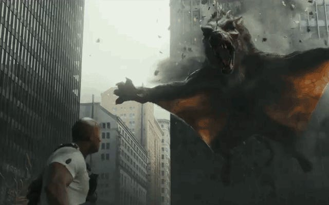 もちろん、2番目の暴れ回るトレーラーは怒りに満ちた空飛ぶオオカミを紹介します