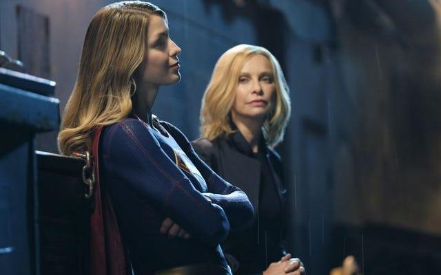 Kembalinya Cat Grant hanyalah puncak gunung es dari Supergirl hebat sepanjang masa