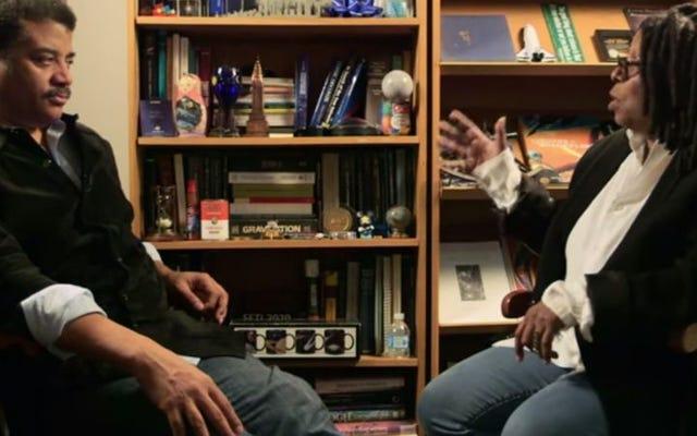 Whoopi Goldberg déclenche une conversation sur les mauvaises herbes dans ce clip exclusif de StarTalk