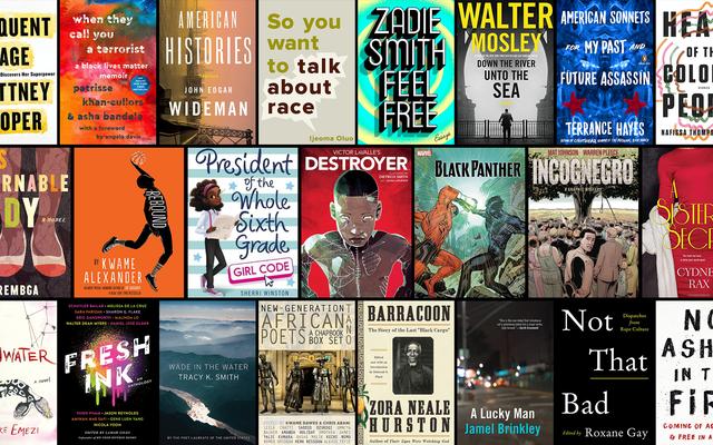 黒人作家によるこれらの新しくて今後の本は、これらの危険な時代にあなたに命を与えるでしょう