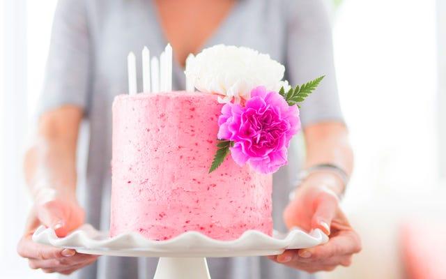 Dondurularak Kurutulmuş Meyveleri Kremalarınızı Renklendirmek İçin Kullanın