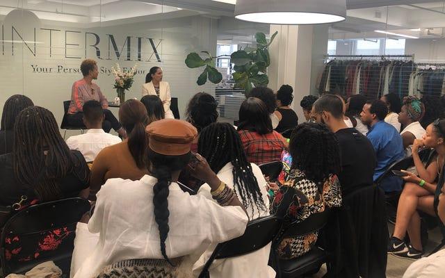 Atılım: Harlem'in Fashion Row Mentorları Tasarımcıları Başarıya Götürüyor - ve Lion King İşbirliği