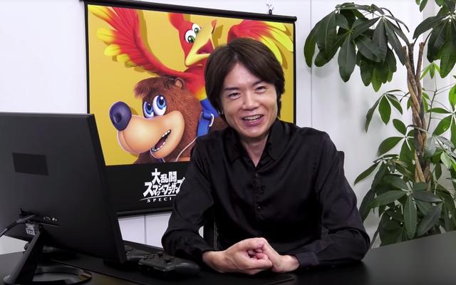 Создатель Smash Bros. только что создал тренд Xbox в Twitter в Японии