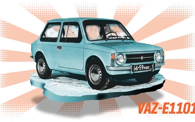 Aquí está el auto soviético más lindo del que nunca has oído hablar
