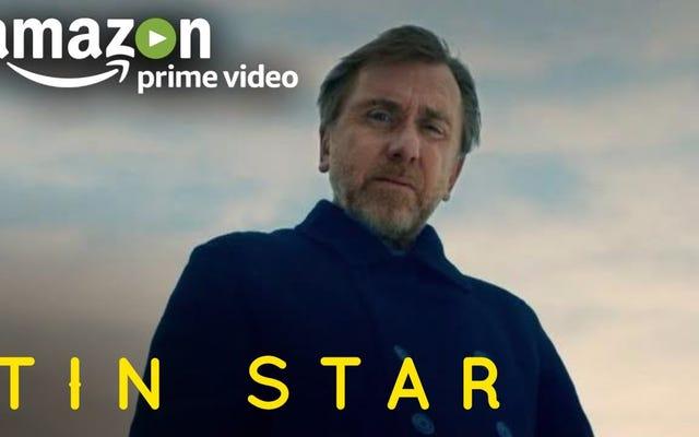 Tim Roth descubre que ser un policía de un pueblo es sorprendentemente violento en este tráiler de Tin Star