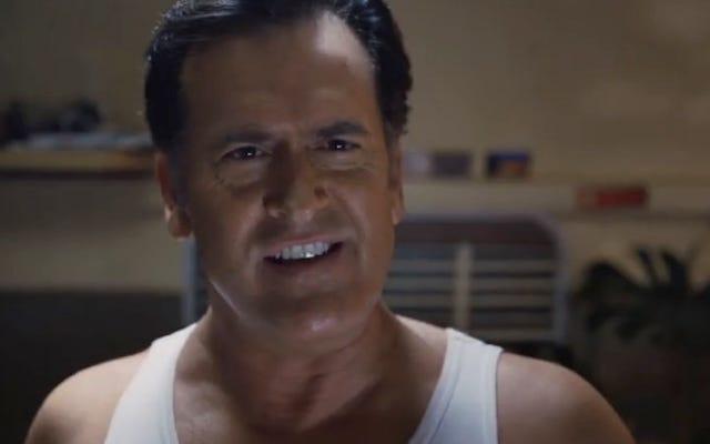 サム・ライミがシーズン1のDVD解説にアッシュvsイービルデッドが登場した経緯を説明