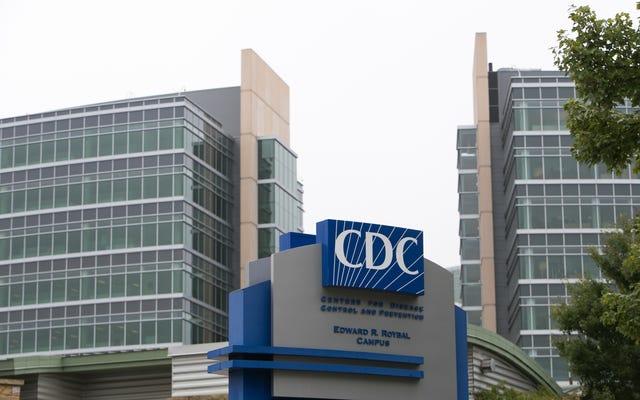 जॉर्जिया वेरे ब्लैक, सीडीसी रिपोर्ट में सीओवीआईडी -19 के लिए 80% से अधिक मरीजों को अस्पताल में भर्ती कराया गया