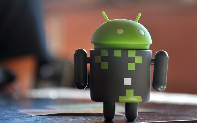 AndroidフォンでAndroidPのスクリーンショット編集ツールを入手する方法