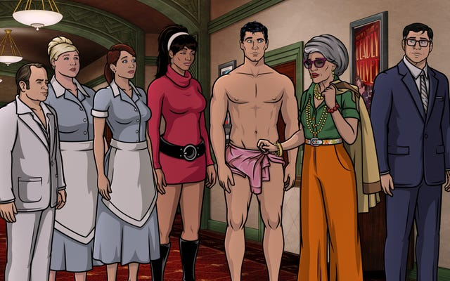 11 episodios de Archer que ayudaron a hacer del programa un favorito de culto