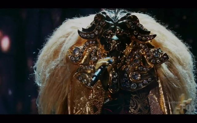 I Do n't Care、I Love It( 'It' Being the Masked Singer)