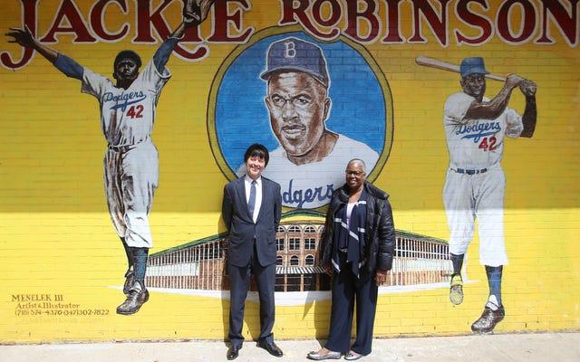 Không có sân bóng nào, không có vấn đề gì: Ngày Jackie Robinson sẽ được tổ chức trên khắp mọi sân chơi bóng chày của Liên đoàn lớn