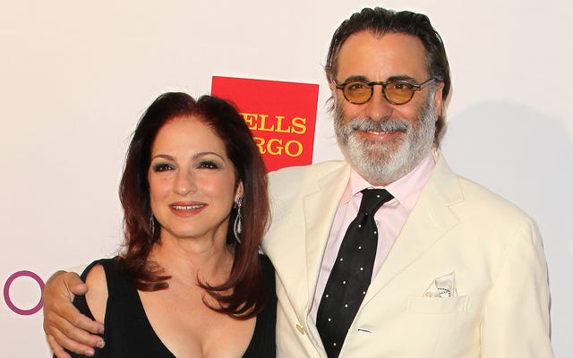 "Gloria Estefan et Andy Garcia joueront dans le nouveau remake ""rom-com"" de Father Of The Bride"