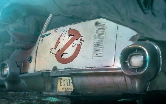 Keluarga Ghostbusters Baru Terlihat Menggemaskan, Siap Memburu Hantu