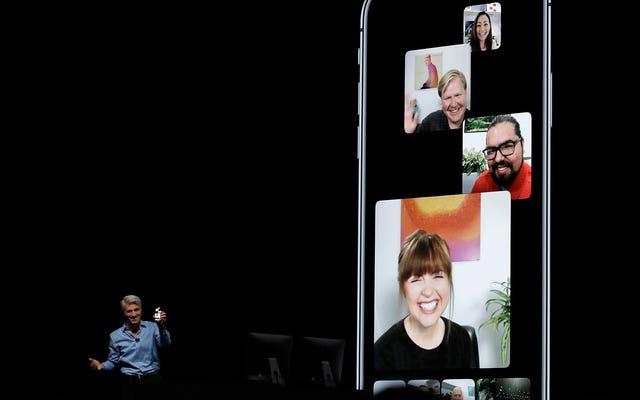 Apple wyłącza grupowe FaceTime po tym, jak ktoś zorientował się, jak używać go do szpiegowania innych