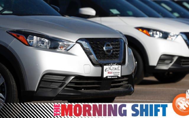 यहां बताया गया है कि स्ट्रगलिंग निसान डीलर्स नई कारों की जगह यूज्ड कारों को बेच रहे हैं