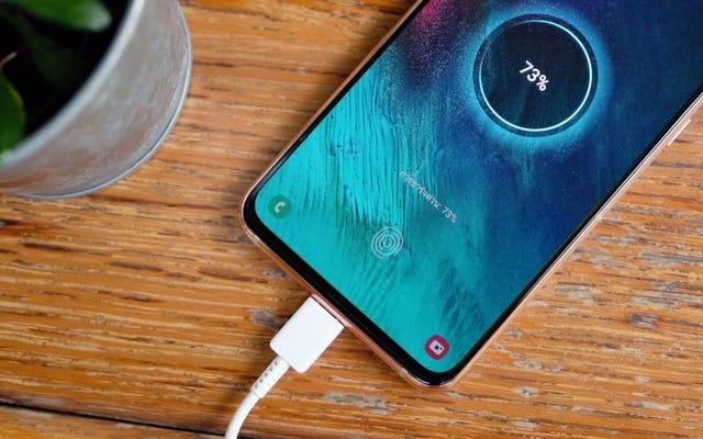 Dlaczego kabel USB może nie ładować smartfona z systemem Android