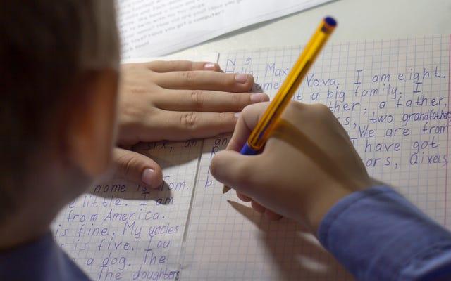 あなたの子供をペンパルにする方法