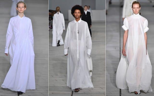 Jil Sander Akan Membuat Anda Berpakaian Seperti Sisa Bersalah