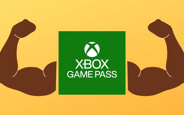 Avec Xbox Game Pass, je suis trop puissant