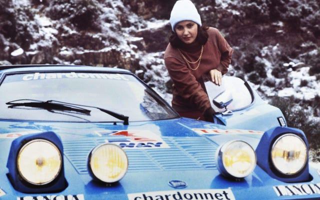 Michèle Mouton và các cô gái trên đường đua được dành riêng để thắp sáng tương lai cho phụ nữ trong môn đua xe thể thao