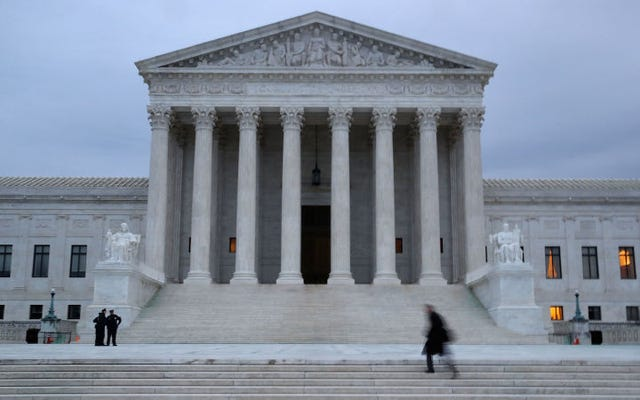 最高裁判所は「瞬間的な」年を迎えようとしています