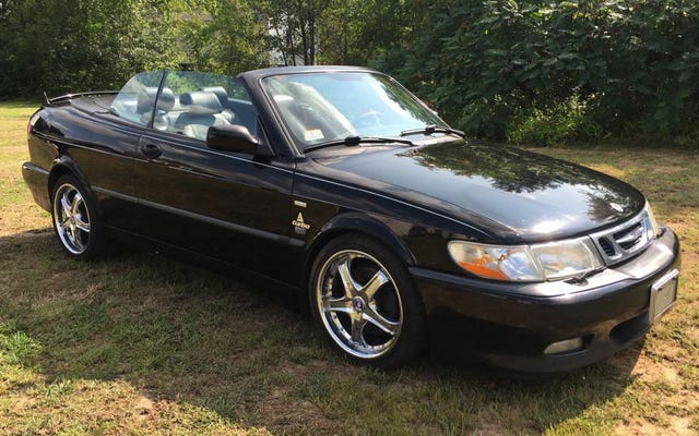 $ 2,200で、このFriggin '2001 Saab 9-3 Viggenを購入しますか?