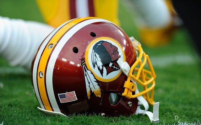 Madden 21 lascerà cadere il nome e il logo della squadra di Washington NFL