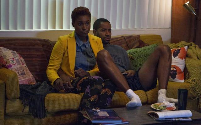 セックスをしている若い黒人のインセキュアの革命的な(そして本当の)描写について