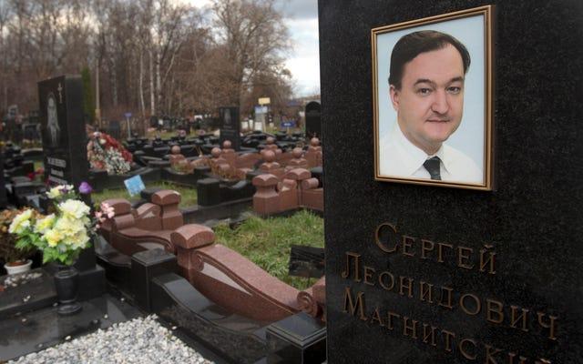 रूस के भ्रष्टाचार विरोधी कानून ने अमेरिका में पुतिन की खिंचाई की, समझाया