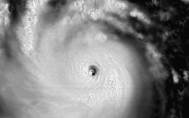 Un typhon monstre est sur le point de percuter Taiwan