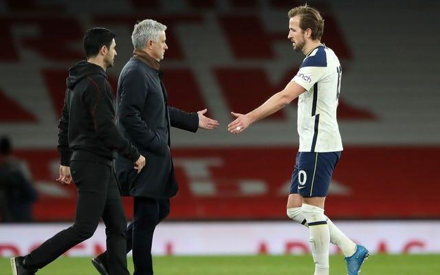 Jose Mourinho a brisé Tottenham, peut-être pour de bon