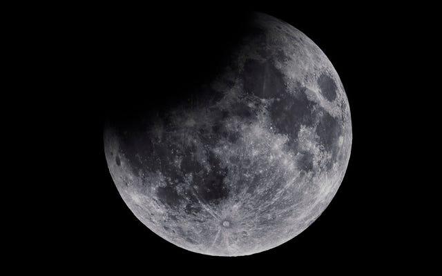 चंद्रमा कुछ लोगों के लिए थोड़ा और अधिक चाँद-बी हो सकता है कल