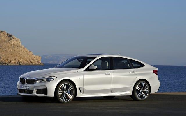 BMWは別の醜いGTハッチバックで6シリーズの名前を台無しにしました