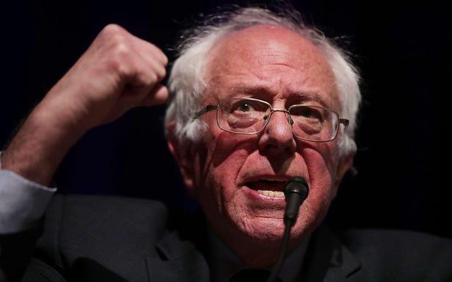 Điều gì đã xảy ra với cuộc cách mạng của bạn, Bernie Sanders?