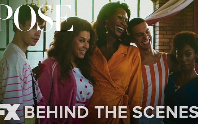 """""""La moda è una forma d'arte"""": Il cast di Pose spiega come la moda rafforza l'identità"""