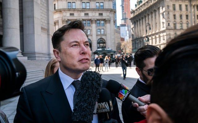 Elon Musk'un Eski Bir Çalışanı İttiği İddiası, Tesla Reddediyor: Rapor